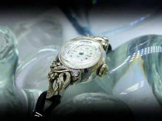 6石のダイヤを使用したハミルトン ( Hamilton )社【商品番号1182A】e