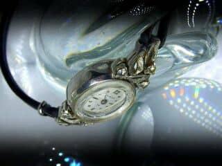 6石のダイヤを使用したハミルトン ( Hamilton )社【商品番号1182A】f