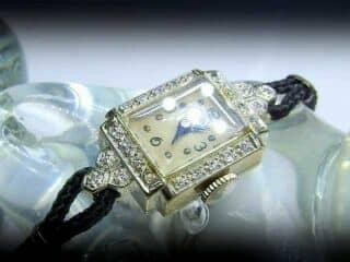 24石のダイヤハミルトン(HAMILTON)社【商品番号1183A】e