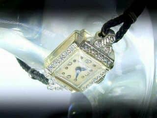 24石のダイヤハミルトン(HAMILTON)社【商品番号1183A】f