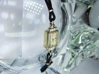 OMEGA社でダイヤ使用【商品番号1798】e