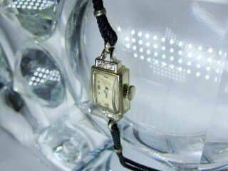 OMEGA社でダイヤ使用【商品番号1798】f