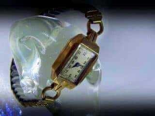 アンティーク時計の商品番号394cf