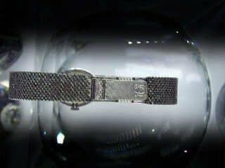 オメガ社の42石のダイヤモンド使用【商品番号4606】g