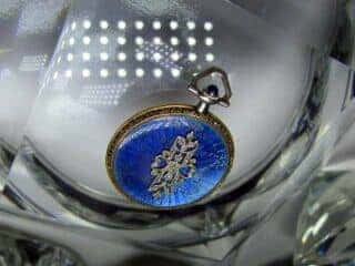 ティファニー(TIFFANY&Co) 懐中時計【商品番号4691】e