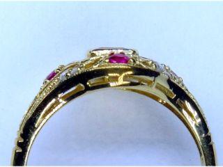 アンティークジュエリー指輪の商品番号r343i