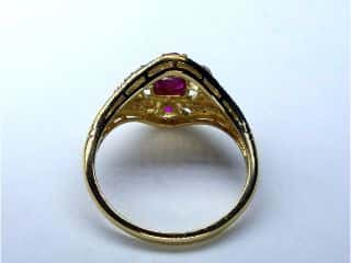 アンティークジュエリー指輪の商品番号r343j