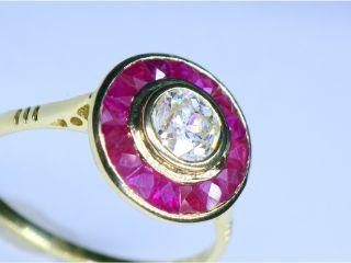 アンティークジュエリー指輪の商品番号r347d